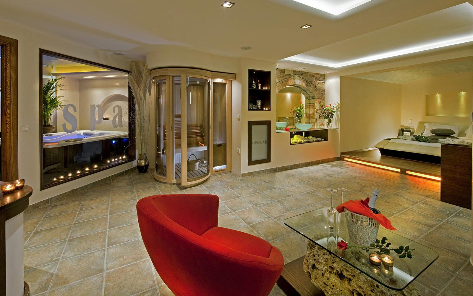 Suite Queen Spa